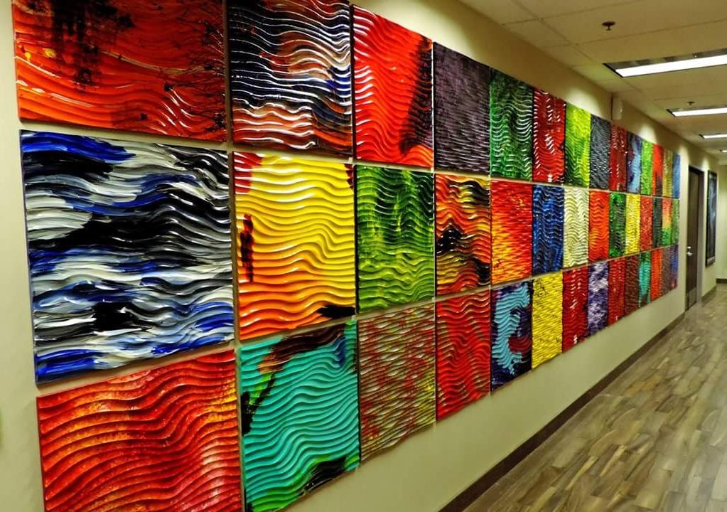 Introducing Textures 3d 174 Art Wall Panels
