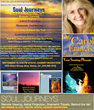 Astral Projection, Remote Viewing, Shamanic Journeys, Energetic and Intuitive Workshop at Mystic Journey Bookstore with Psychologist  Dr. Carol Francis Sept 12, 2015 6PM