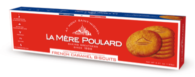 La Mère Poulard, the Beloved French Biscuit, is Landing on