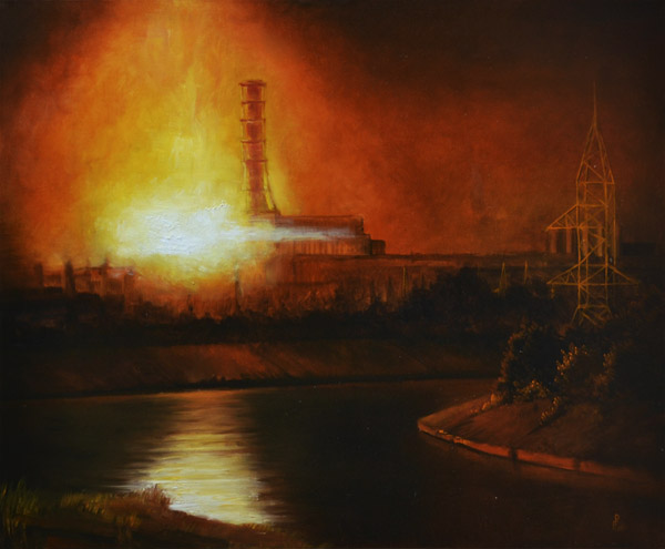 The Artist Of Chernobyl And Pripyat