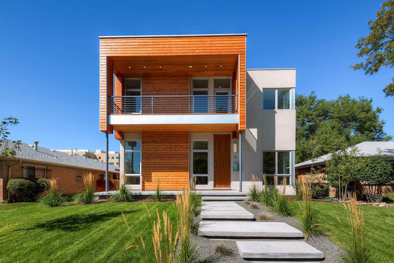 Best Kitchen Gallery: Modern Homes In Denver Home Decor Ideas of Modern Denver Homes  on rachelxblog.com
