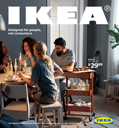 Correction New 2017 Ikea Catalog Champions A More Relaxed