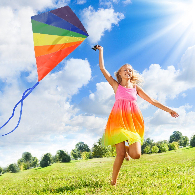 Toy Retailer Celebrates Record Breaking Sales For Kites On