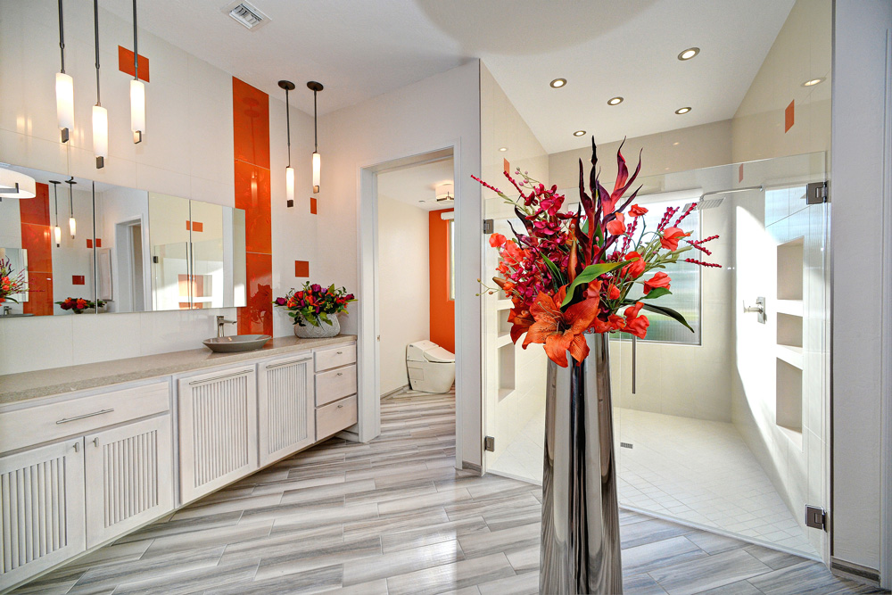 Bonnie J Lewis Of 55 TLC Interior Design Sweeps
