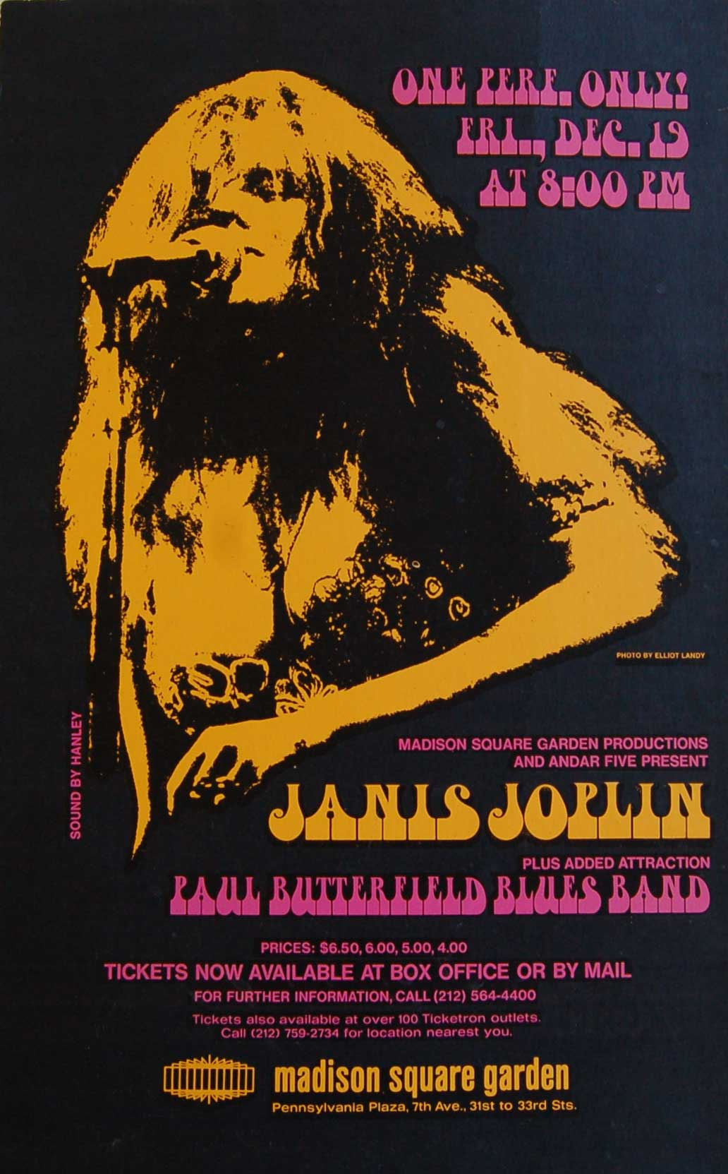 Avid Collector Announces His Search For Original Janis