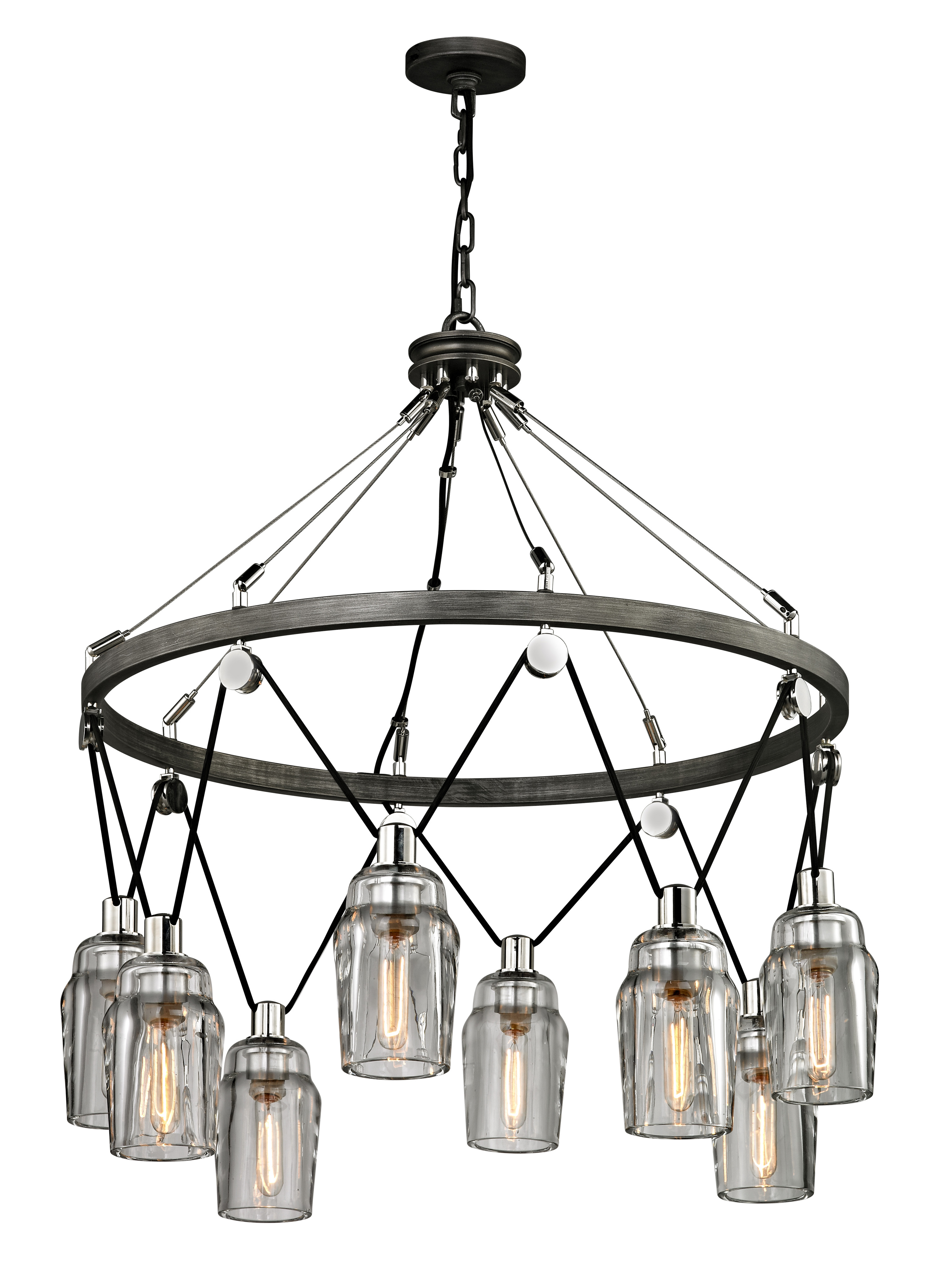 Troy Lighting Presents New Collections That Epitomize Their Brand S Dna
