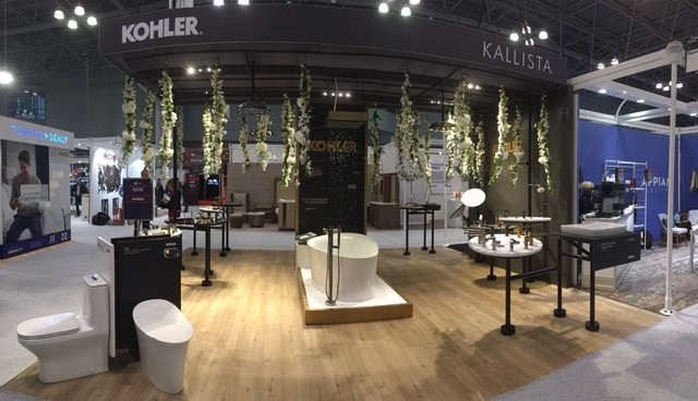 Kohler 174 And Kallista 174 Awarded Best Booth At Boutique Design New York