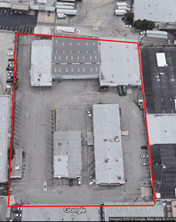 Los Angeles hard money lender refinances industrial warehouse in El Monte, CA.
