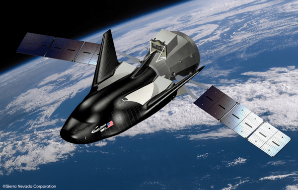 AMERGINT Delivers Dream Chaser Serial and Virtual Front ...