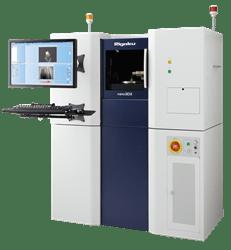 Rigaku nano3DX X-ray microscope