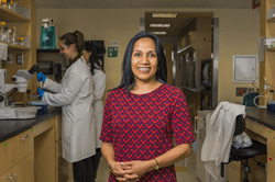 Biology and Biotechnology Professor Reeta Rao's work in Candida was published in Nature Communications.
