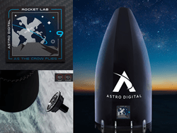 Astro Digital Mission Launch