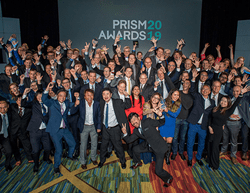 Winners of the 2019 Prism Awards.