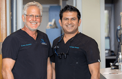 Drs. Ryaz Ansari and Joel Rosenlicht, Oral Surgeons in Manchester, CT and West Hartford, CT