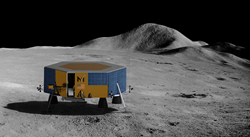 Masten Space Systems' XL-1 Lunar Lander
