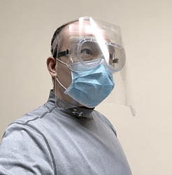 Personal Protective Equipment (PPE) Face Shield