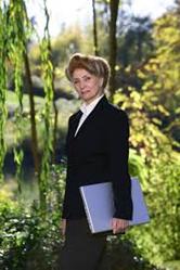 Sharon Kleyne, Founder of Bio Logic Aqua Research