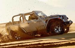 2020 Jeep Wrangler in white