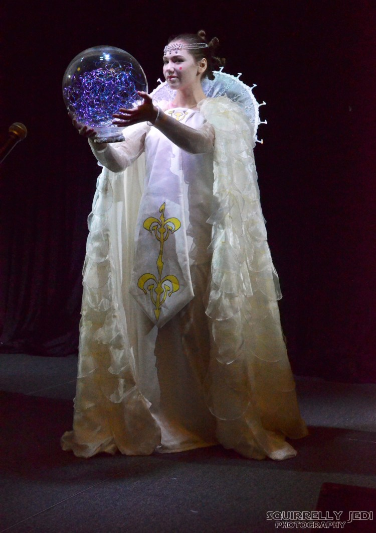 """""""Queen Amidala Parade Gown"""" by Allison Breckon SoonerCon 26 Best of Show"""