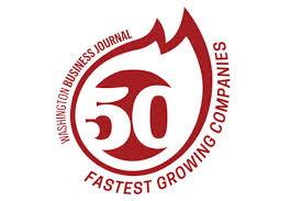 Washington Business Journal's 50 Fastest Growing Companies