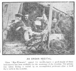 1915 WW1 week 36 organ recital