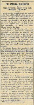 1915 week 60 CTA 17-9-15 Eisteddfod