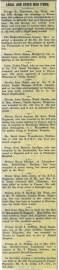 1915 week 63 CTA 8-10-15 War items