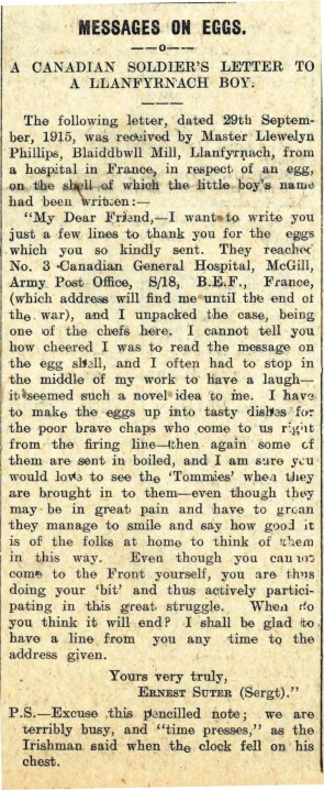 1915 week 67CTA 5-11-15 Eggs