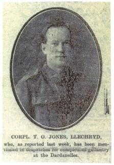 1915 & 1916 weeks 74 & 75 CTA 7-1-16 Llechryd man
