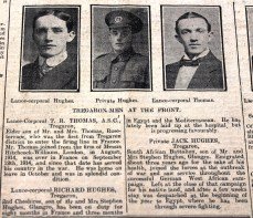 1916 week 85 17-3-16 Tregaron men