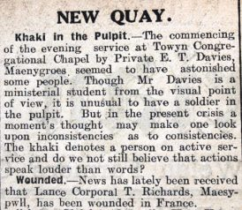 1916 week 85 CN 17-3-16 New Quay