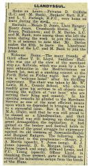 1916 week 87 CTA 31-3-16 Llandysul