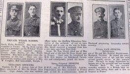 1916 week 88 CN 7-4-16 Tregaron, Pontrhydfendigaid, Talybont men