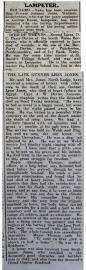 1916 Week 94 CN 19-5-16 Lampeter