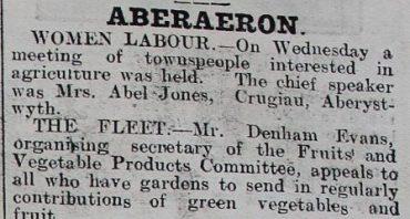 1916 week 95 CN 26-5-16 Aberaeron - Copy