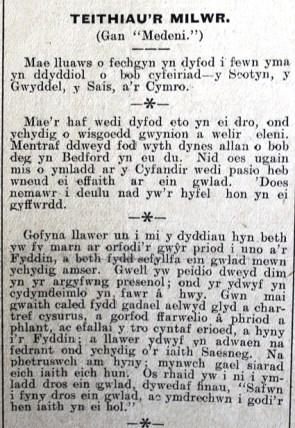 1916 week 97 CTA 9-6-16 Teithiau'r Milwr