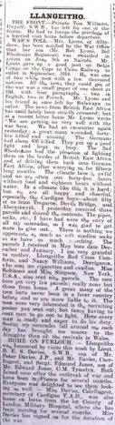 1916 week 99 CN 22-6-16 Llangeitho 2