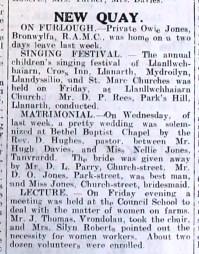 1916 week 99 CN 22-6-16 New Quay