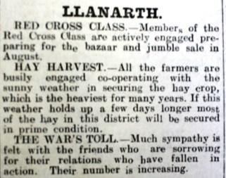 week 104 Llanarth