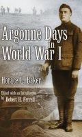 Argonne Days in World War I