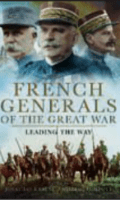 French Generals of the Great War