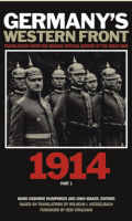Germany's Western Front: Translations from the German Official History of the Great War