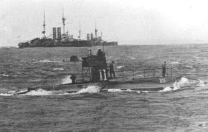 Submarine B.11