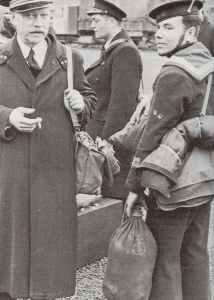 Belgian sailors in 1940