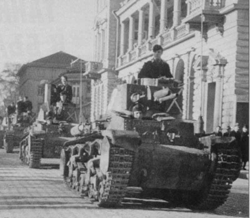 Bulgarian Armed Forces Strength Organization World War Ii