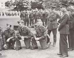 British Army in Western Europe 1940