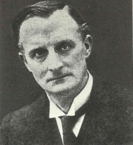 British Foreign Minister Sir Edward Grey