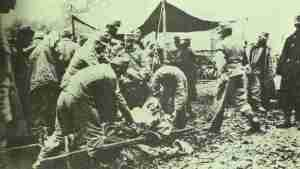 Austro-Hungarian troops in Galicia