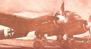 Junkers Ju 88 A-4 of I/KG 51 'Edelweiss'