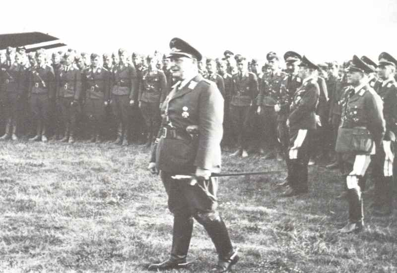 CinC Luftwaffe Hermann Göring